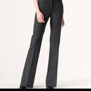 Theory wool blend trouser